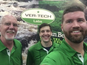 SCWA 2016:  Carwashing experts here to talk to you about the best carwash chemicals today - Kent Nygren, Scott Hommerding and Josh Westhoff