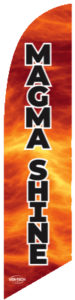 Feather Flag Magma Shine v1-2