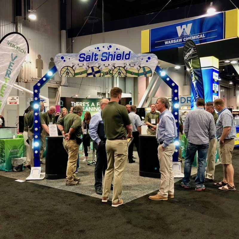 carwashing, the car wash show, #gocarwashshow, best carwash chemicals, ver-tech labs, VTL, Tony Vertin, SALT SHIELD, ICA, the carwash show, #gocarwash