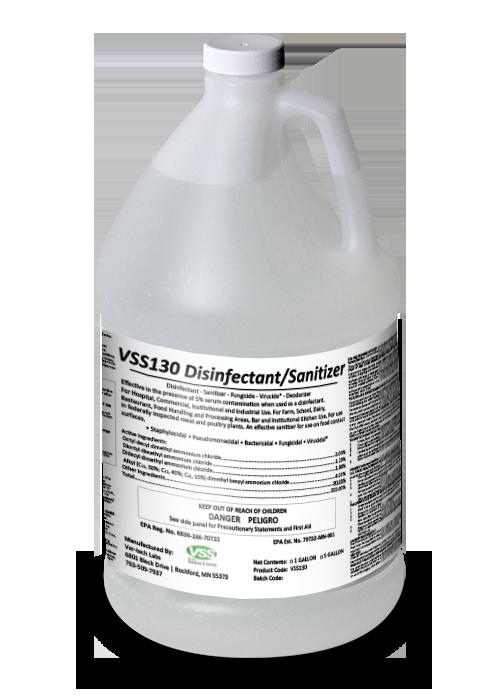 VSS 1 Gallon Sanitizer